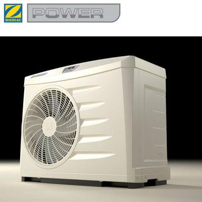 4 Zodiac POWER 5 Heat Pump with logo