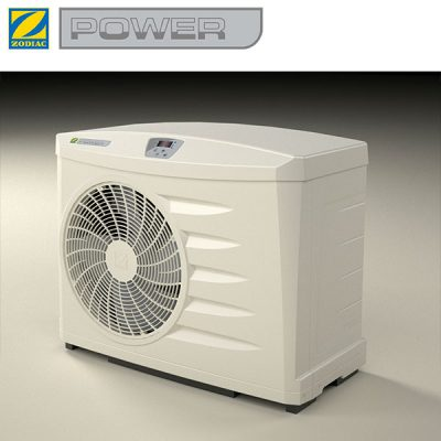 5 Zodiac POWER 7 Heat Pump