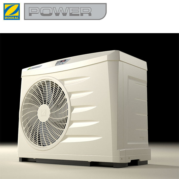 6.2 Zodiac POWER 11 Heat Pump with logo