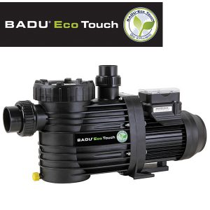 BADU Eco Touch Variable Speed Pump 0 24kW 0 5kW 0 75kW with logo2 1