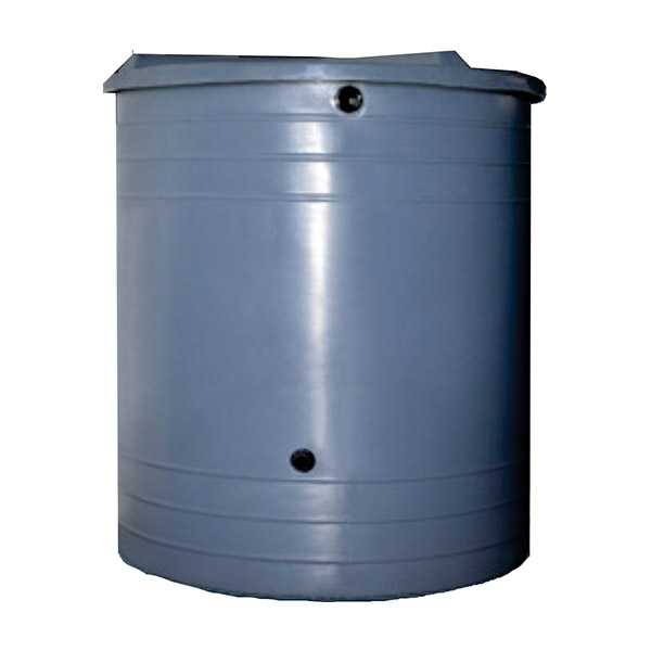 Backwash water storage tanks available in 350l 500l 750l 1000l linmar for Swimming pool backwash holding tank