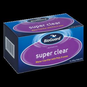 Bioguard Super Clear Tabs