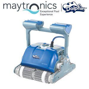 Maytronics Dolphin M500 Use logo with product