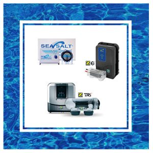 Salt Water Chlorination