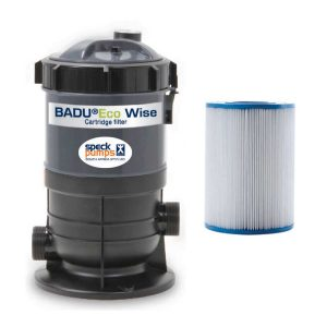 Speck Badu Eco Wise 1 Cartridge Filter and Replacement Cartridge