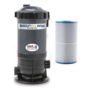 Speck Badu Eco Wise 2 Cartridge Filter and Replacement Cartridge