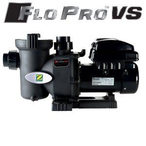 Zodiac Flo Pro VS Pump with logo
