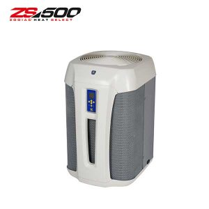 Zodiac ZS500 Heat Pump with logo