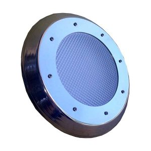 a  0003 10 Stainless Steel 80 LED Pool Light Round