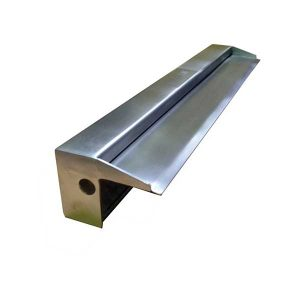 a  0006 7 Stainless Steel Z Spout Sizes Available 500mm to 2000mm
