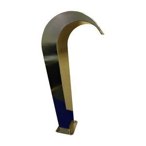 a  0015 Stainless Steel Tap Spout