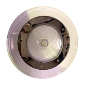 i Lumen LED White finish Available in white or blue LED