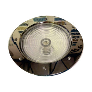 i Lumen LED Stainless Steel finish Available in white or blue LED