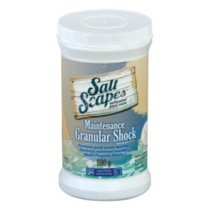 Bioguard Salt Scapes Maintenance Granular Shock g